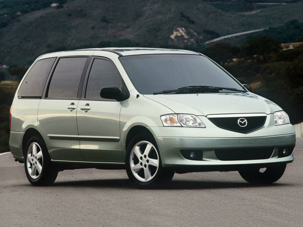 2003 Mazda MPV in Beaverton, OR