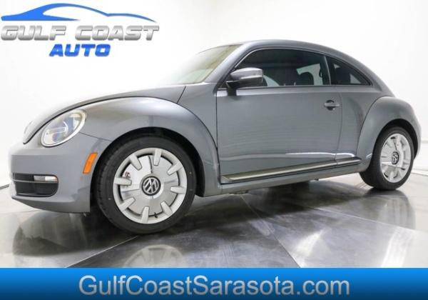 2014 Volkswagen Beetle 1.8T PZEV