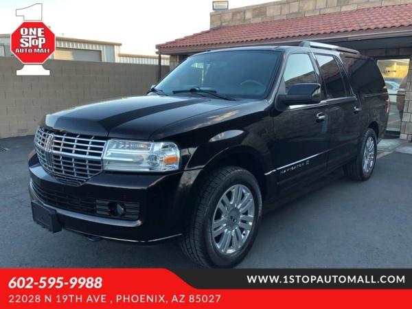 2013 Lincoln Navigator 2WD