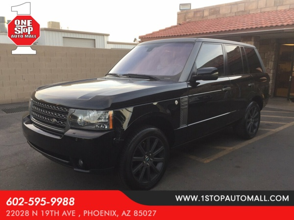 2011 Land Rover Range Rover in Phoenix, AZ