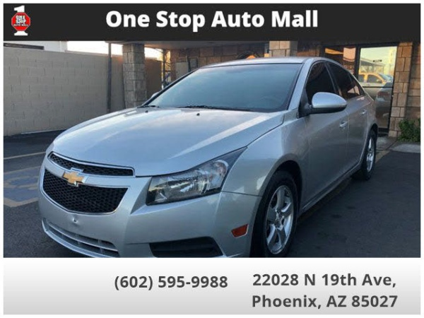 2016 Chevrolet Cruze Limited in Phoenix, AZ