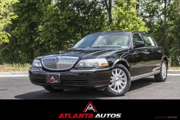 Used Lincoln Town Car For Sale In Atlanta Ga U S News World Report