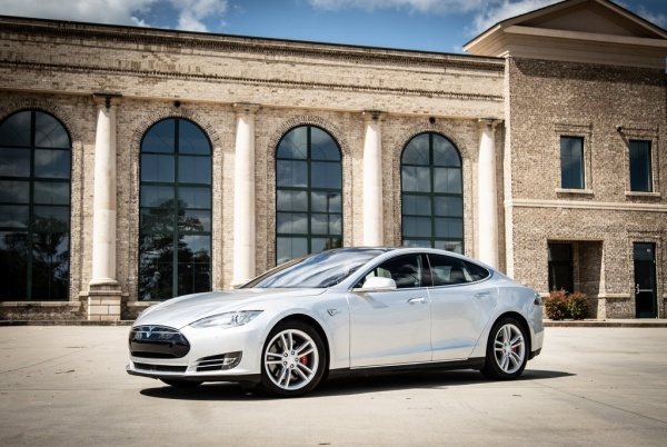 2014 Tesla Model S in Marietta, GA