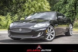 Used 2013 Jaguar XK Coupe For Sale In Marrieta, GA