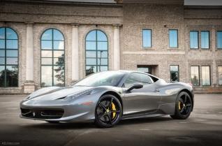 Used Ferrari For Sale >> Used Ferrari 458 Italias For Sale Truecar