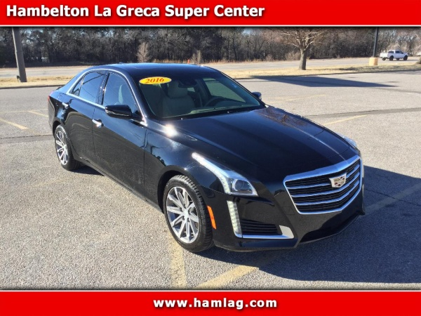 2016 Cadillac CTS Luxury Collection