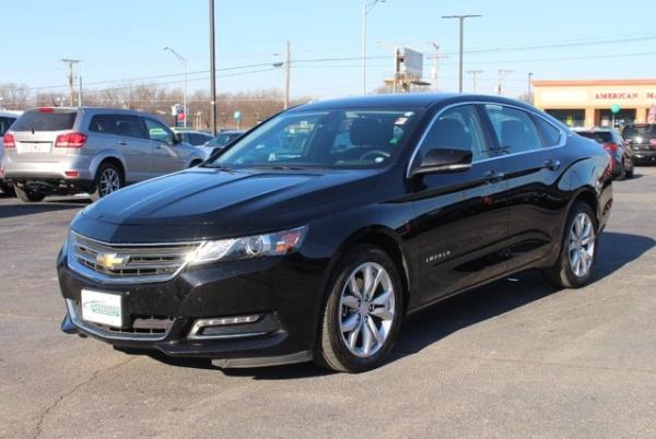 2019 Chevrolet Impala in Fort Wayne, IN