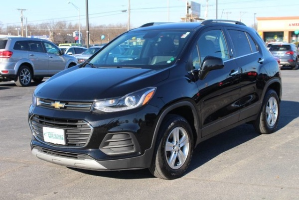 2017 Chevrolet Trax in Fort Wayne, IN