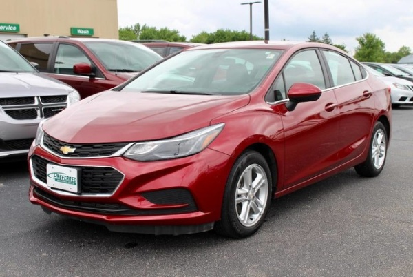 2017 Chevrolet Cruze in Fort Wayne, IN