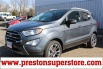 2019 Ford EcoSport Titanium FWD for Sale in Burton, OH