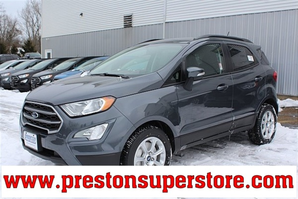 2020 Ford EcoSport in Burton, OH
