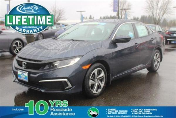 2020 Honda Civic in Olympia, WA