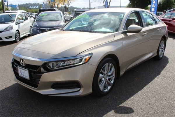2018 Honda Accord in Olympia, WA