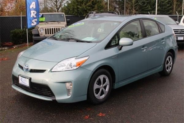 2014 Toyota Prius in Olympia, WA
