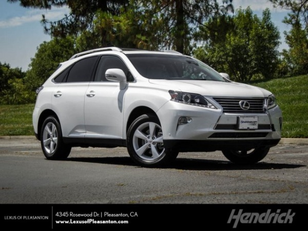 2015 Lexus RX 350 Prices, Reviews and Pictures   U.S. News & World ...