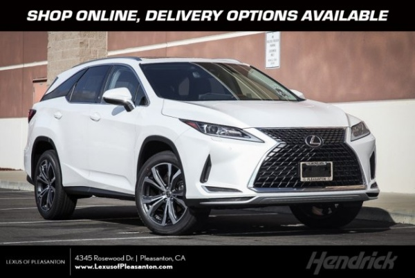 2020 Lexus RX in Pleasanton, CA