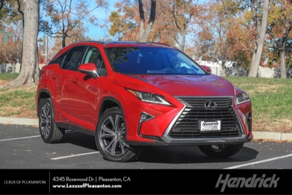 2019 Lexus RX in Pleasanton, CA