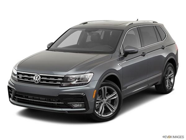 2019 Volkswagen Tiguan SEL