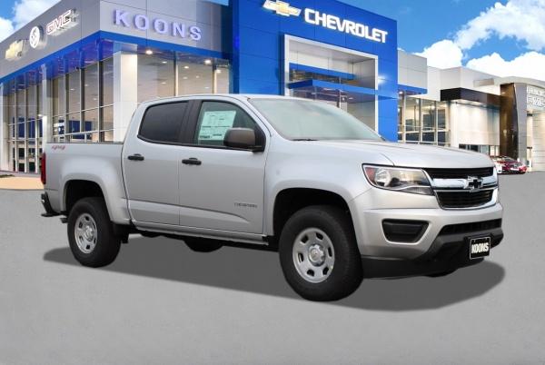 2020 Chevrolet Colorado in Vienna, VA