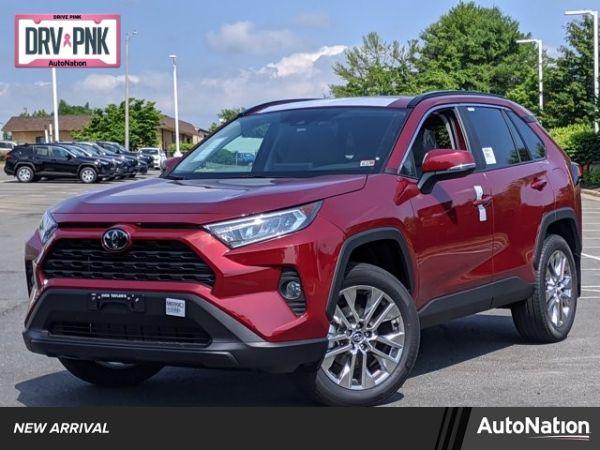 2020 Toyota RAV4 in Leesburg, VA