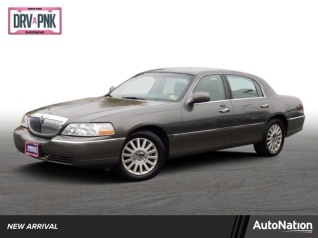 Used Lincoln Town Car For Sale In Arlington Va 16 Used Town Car