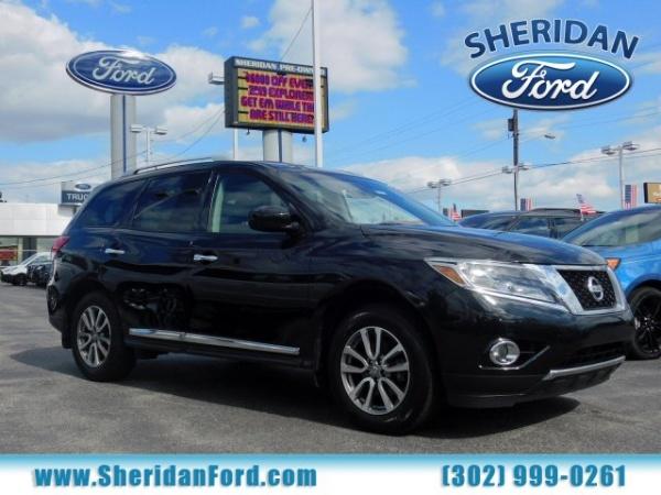 2016 Nissan Pathfinder in Wilmington, DE
