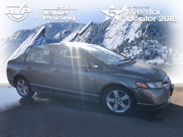 2008 Honda Civic in Boulder, CO