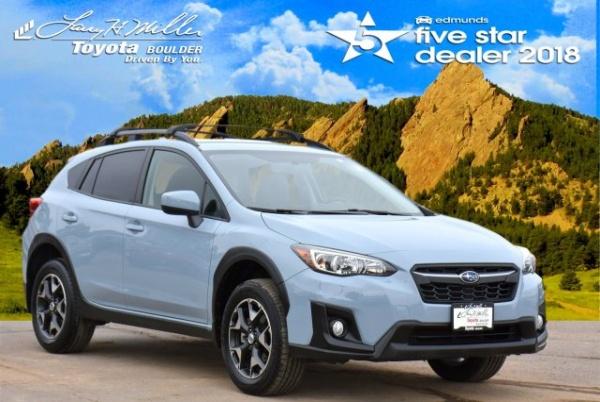 2018 Subaru Crosstrek in Boulder, CO