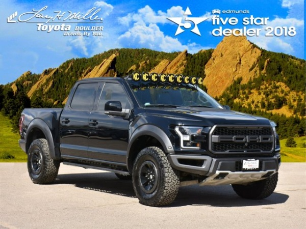 2018 Ford F-150 in Boulder, CO
