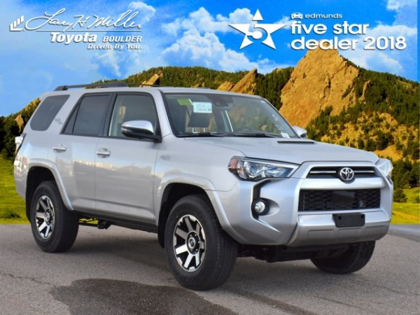 2020 Toyota 4Runner in Boulder, CO