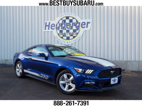 2016 Ford Mustang in Colorado Springs, CO