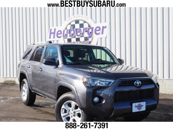 2019 Toyota 4Runner in Colorado Springs, CO