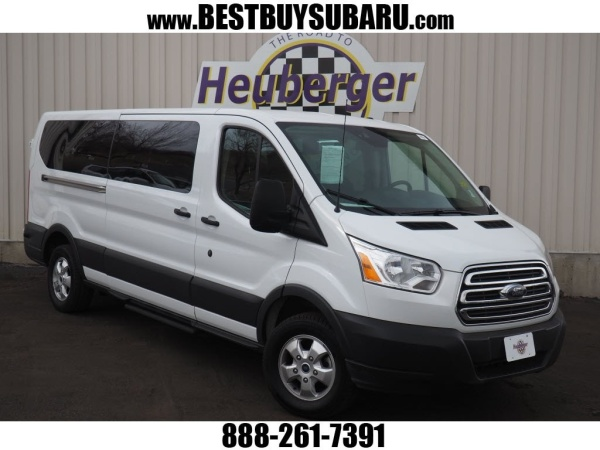 2018 Ford Transit Passenger Wagon in Colorado Springs, CO