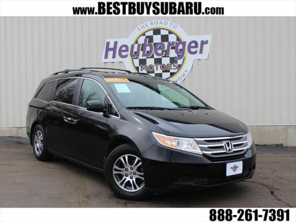 2011 Honda Odyssey in Colorado Springs, CO