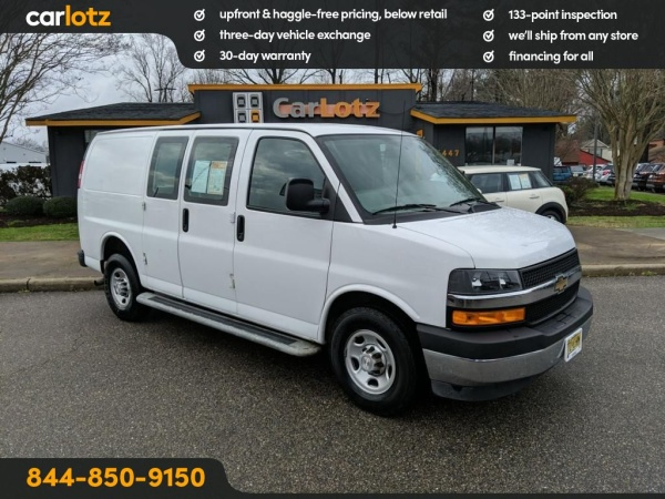 2018 Chevrolet Express Cargo Van in Chesapeake, VA