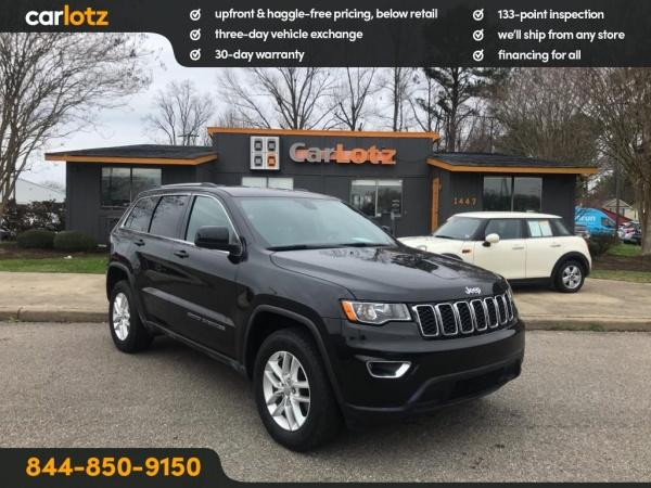 2017 Jeep Grand Cherokee in Chesapeake, VA