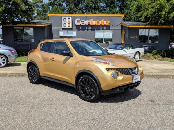 2013 Nissan JUKE in Chesapeake, VA