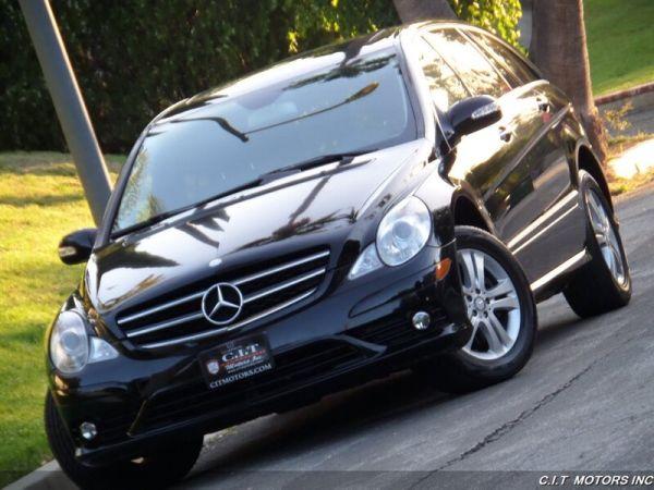 2009 Mercedes-Benz R