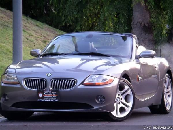 2004 BMW Z4 Roadster 3.0i For Sale In Sherman Oaks, CA