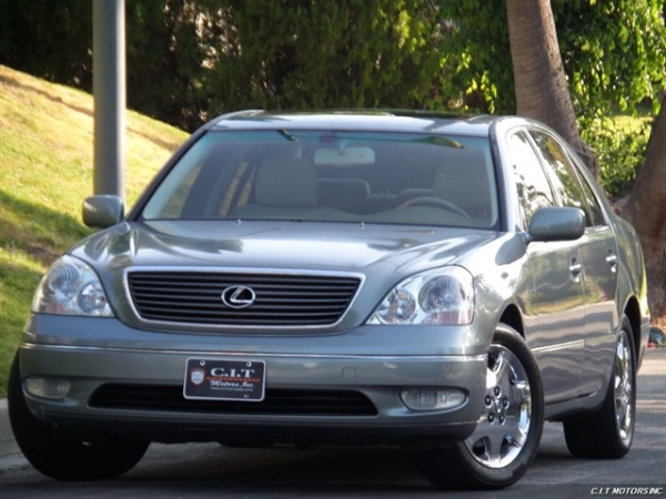 2003 Lexus Ls430 >> 2003 Lexus Ls Ls 430 For Sale In Sherman Oaks Ca Truecar