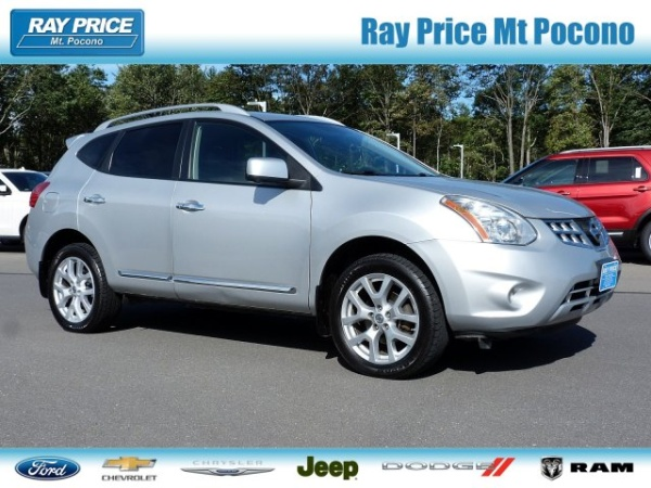 used nissan rogue for sale in scranton pa u s news world report. Black Bedroom Furniture Sets. Home Design Ideas