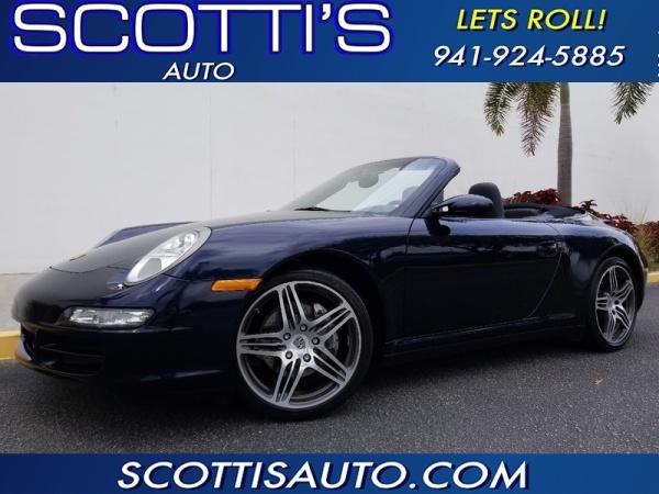 2008 Porsche 911 in Sarasota, FL