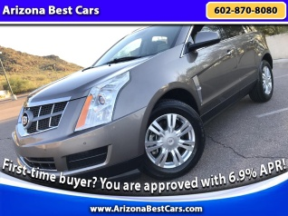 Used Cadillac Srx For Sale In Phoenix Az 65 Used Srx Listings In