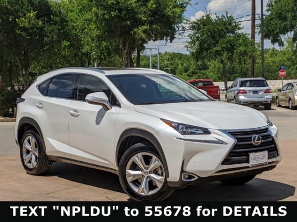 2017 Lexus NX in San Antonio, TX