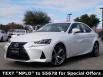 2020 Lexus IS IS 300 RWD for Sale in San Antonio, TX