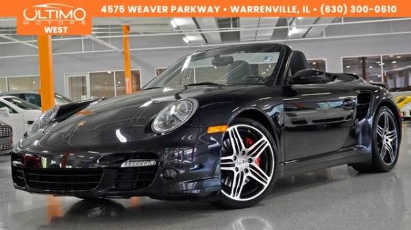 2008 Porsche 911 Turbo Cabriolet For Sale In Warrenville Il Truecar