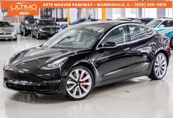 2018 Tesla Model 3 in Warrenville, IL