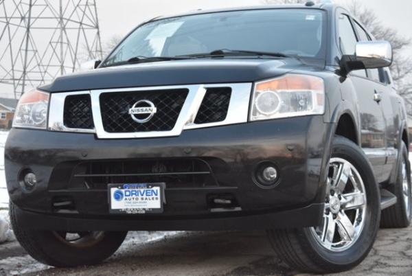 2012 Nissan Armada in Burbank, IL