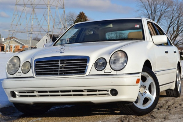 Used mercedes benz e for sale in saint joseph mi u s for Mercedes benz bloomfield mi