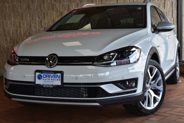 2018 Volkswagen Golf Alltrack SEL